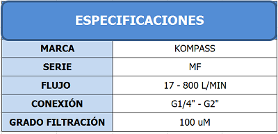 f555e21d9b225 1-filtro-de-succion-kompass Tabla de Especificaciones