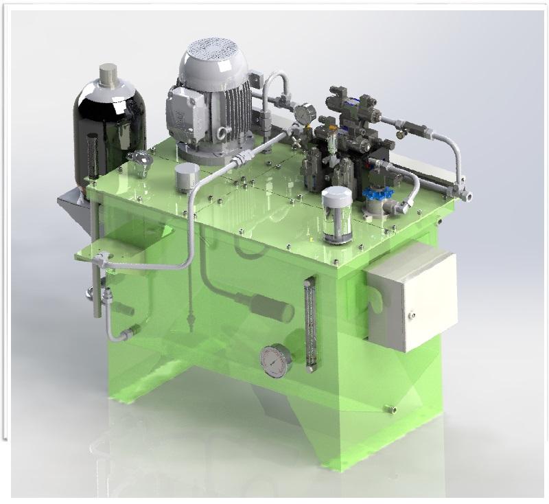 Unidad hidráulica2