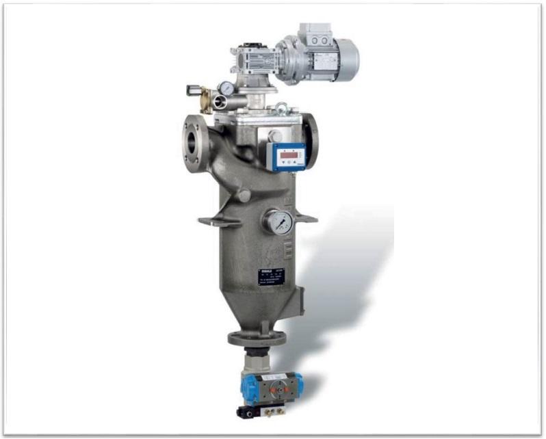 Filtro Automatico para Agua