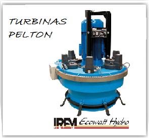 Microturbinas Pelton/Banki